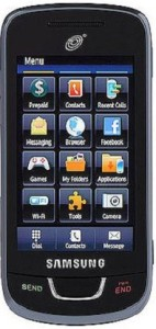 Free Samsung T528G touchscreen phone
