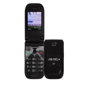 Alcatel Big Easy Flip Phone