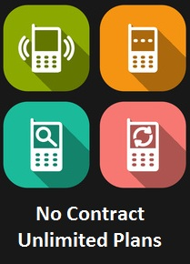 No Contract Unlimited Cell Phone Plans