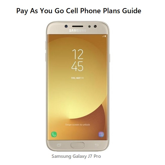 Pay As You Go Cell Phone Plans Verizon