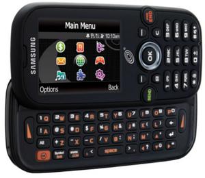 Tracfone Slider Phone: Samsung T404G