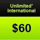 straight talk unlimited international calling plan $60