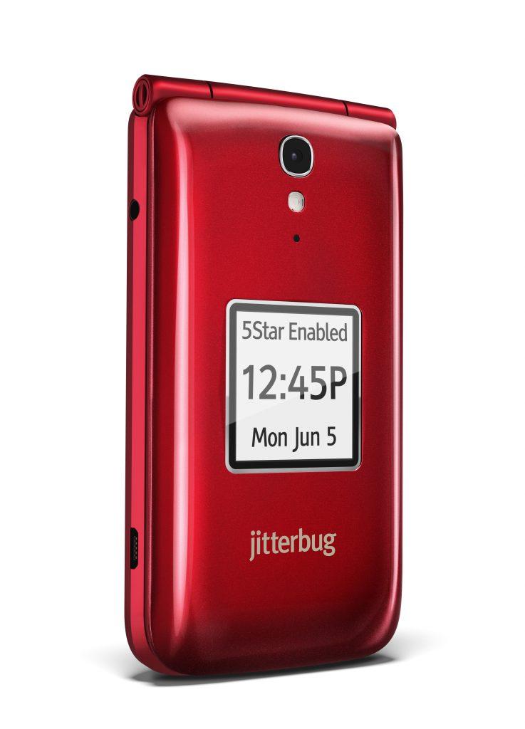 Jitterbug Flip Senior Cell Phone
