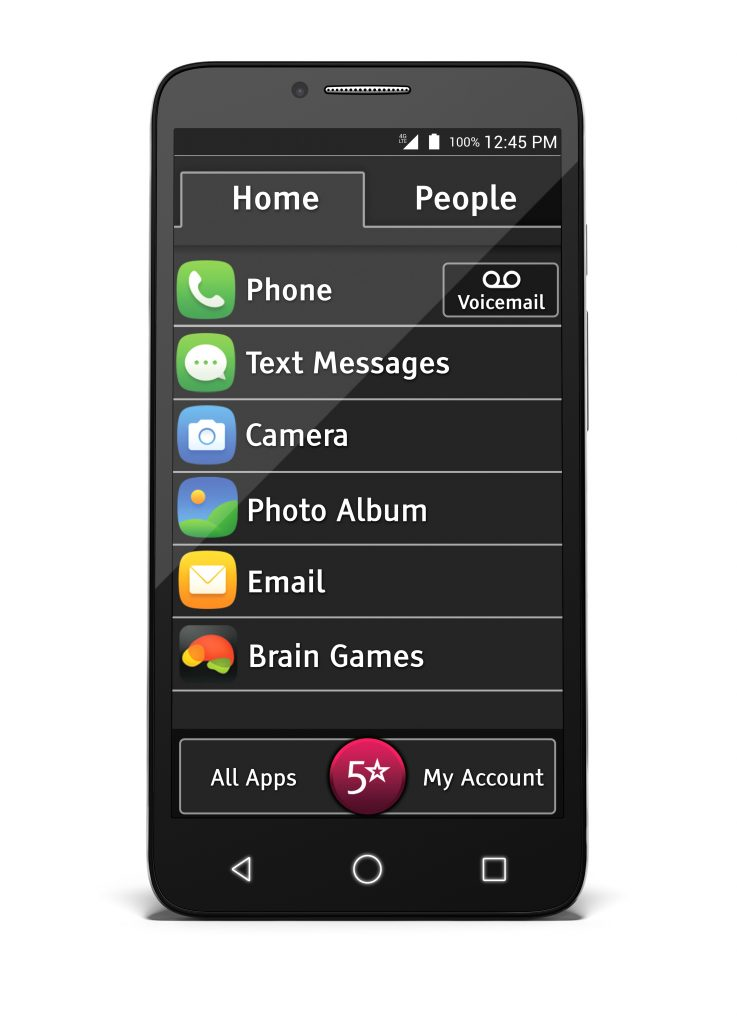 Jitterbug Smart Phone
