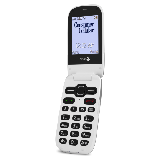 Doro Easy 626 Consumer Cellular cell phone