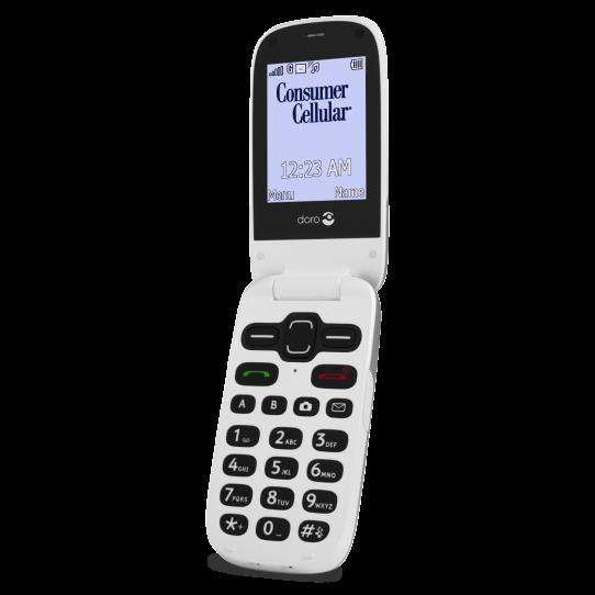 Doro Easy 626 Consumer Cellular cell phone