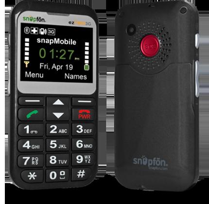Snapfone EZ Two senior cell phone